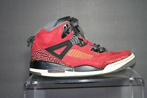 the best attitude 3e50d a6e9e ... best price image is loading nike air jordan spizike toro bravo sneakers  athletic 92fb1 df245