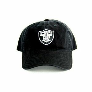 2279939f Details about OAKLAND RAIDERS BASEBALL CAP HAT CLASSIC BLACK SHIELD STYLE  FLEX FIT ADULT SIZE