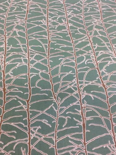 Fat Quarter Trees For Andover 7530 By Lonni Rossi For Andover Fabrics