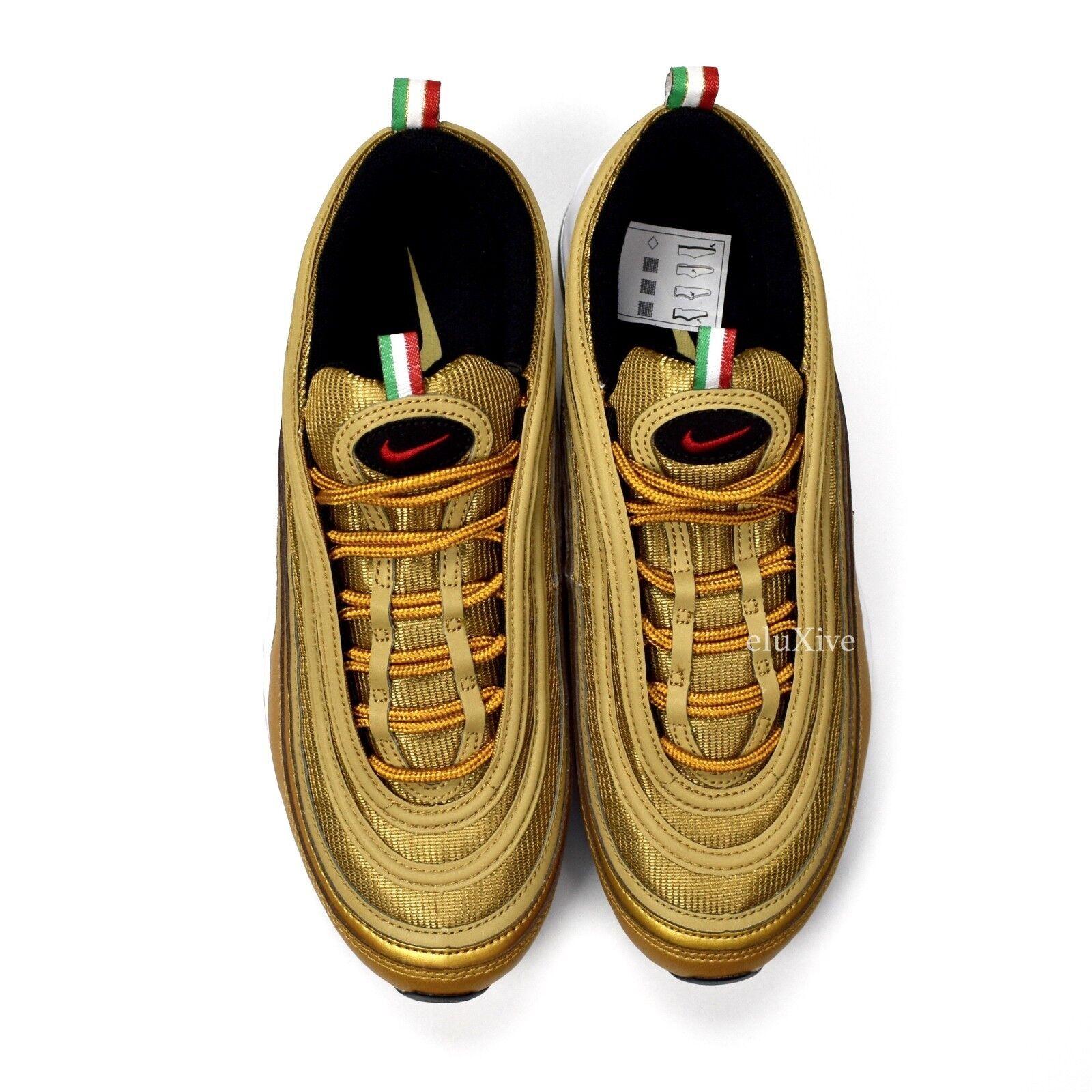 28 gemeinden nike männer air max 97 es männer nike metallisches gold italien flagge turnschuhe ds 2018 verbindlich 9e40e2