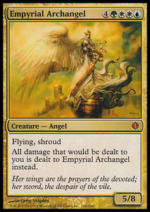Archangel-Empyrean-Empyrial-Archangel-MTG-MAGIC-SoA-Shards-of-Alara-Eng