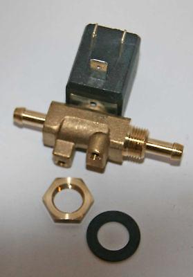 Magnetventil Gasventil MIG MAB 12 V DC 6,3 mm bis 5 bar stromlos geschlossen