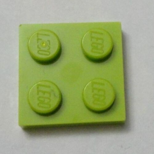 p1 NEW LEGO #3022 2X2 Base Plate  brick CHOOSE YOUR COLOR