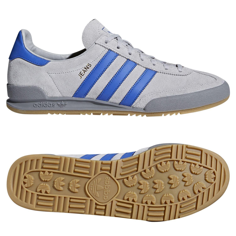 Schuhe Adidas Grau Original Balance Turnschuhe Jeans 34ARjcq5L