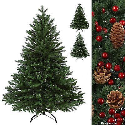 luxus christbaum k nstlicher weihnachtsbaum tannenbaum. Black Bedroom Furniture Sets. Home Design Ideas