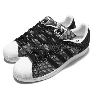 adidas superstar negro blanco