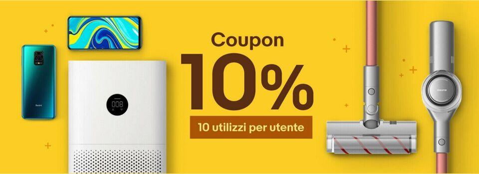 Scopri tutto - 10% coupon subito per te!