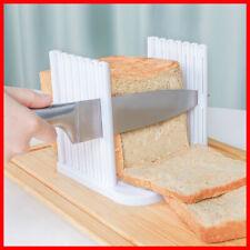 Kitchen Portable Bread Toast Slicer Cutter Maker Mold Kitchen Guide Slicing Z