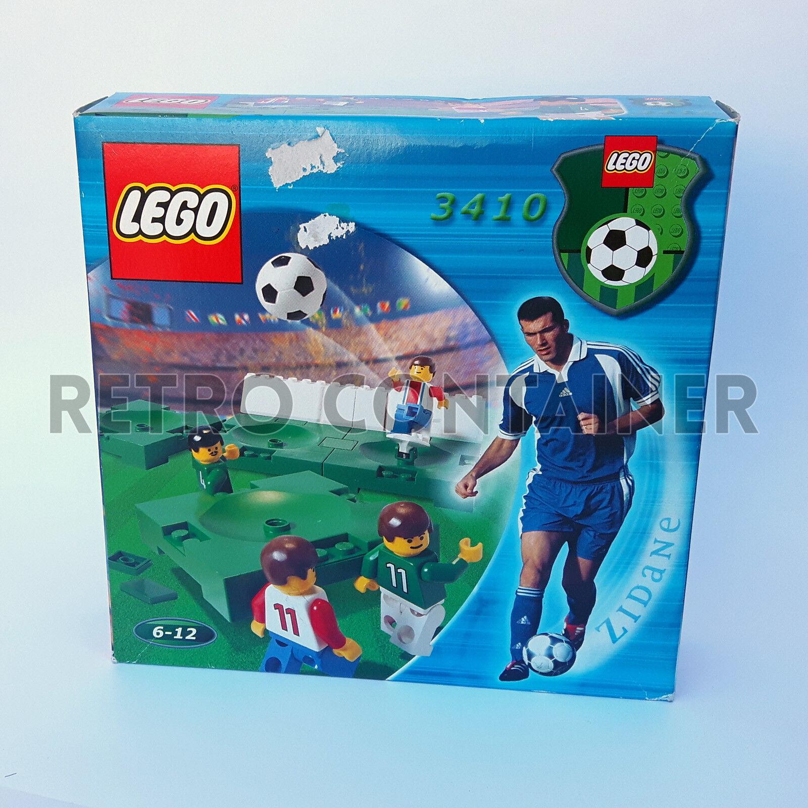 LEGO NEW Set MISB Sigillato Sigillato Sigillato 3410 - Field Expander - 2000 Soccer Sports KG 3b9ced