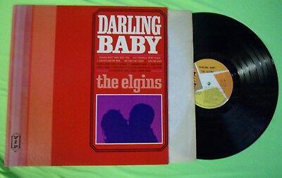 Original 1966 Motown Soul LP: Elgins - Darling Baby - V.I ...