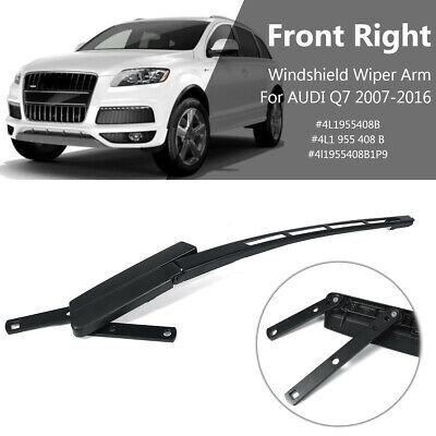 Front Right LHD Windshield Wiper Arm for AUDI Q7 2007-2014  4L1955408B1P9