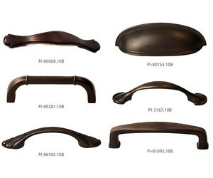 Image Is Loading Oil Rubbed Bronze Kitchen Cabinet Hardware Pulls