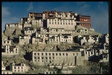 595001 Tiksei Temple Ladakh A4 Photo Print
