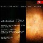 Music from Eighteenth Century Prague: Zelenka, Tuma (2014)