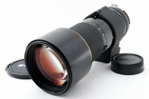 Nikon-Ai-S-Nikkor-ED-IF-300mm-f-4-5-Telephoto-AIS-MF-Lens-Excellent-From-Japan
