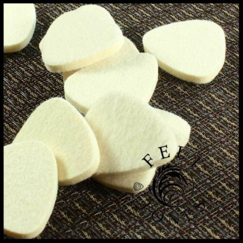4 Packs Plectrum Choice Of 4 Types Timber Tones Felt Tones Guitar Pick