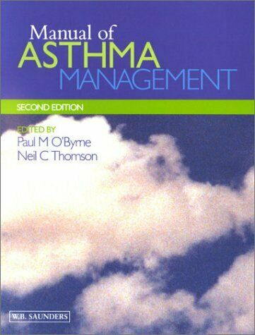 Manual of Asthma Management by O'Byrne