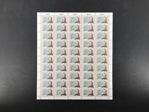 Berlin-50er-Bogen-MiNr-850-postfrisch-MNH-Formnummer-1-BW7728