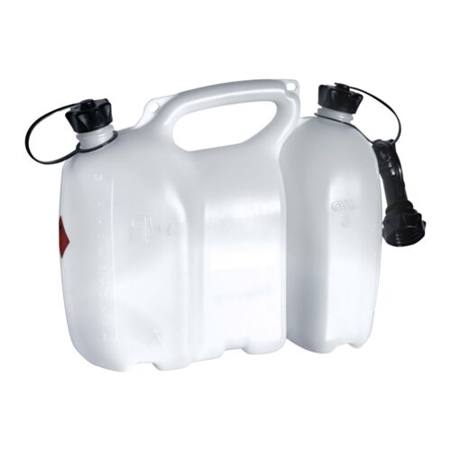 Pro Oregon Double Canister Transparent Fuel Canister