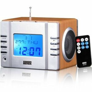 Classic-Style-Alarm-Clock-Radio-MP3-Stereo-System-with-SD-Card-Reader-amp-USB