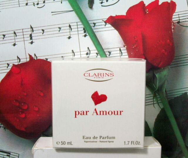 Clarins Par Amour EDP Spray 1.7 Oz. NIB