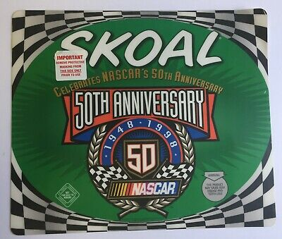 NASCAR 50th ANNIVERSARY 1998 1948 TO 1998 BUCKLE