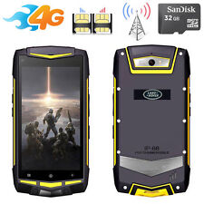 2G/3G/4G FDD-LTE Discovery V1M Rugged Android Phone Waterproof Smartphone + 32GB