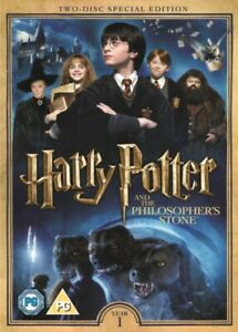 Harry Potter  The Philosophers Stone DVD NEW & SEALED
