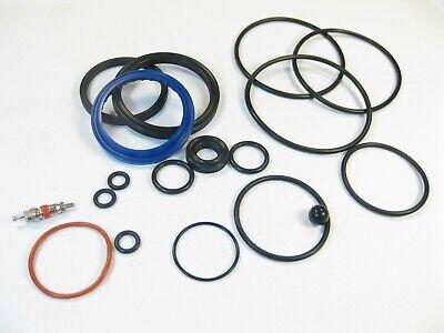 upgraded /& improved Cane Creek Inline shock Seal kit service damper /& air can