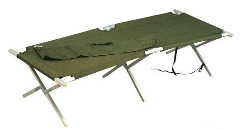 G.I Type Aluminum Folding Cot w// Carry Case 4579 Rothco
