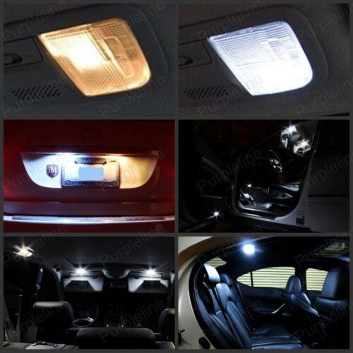 16 x Error Free White LED Interior Light Kit For 2011-2015 BMW X3 Series TOOL
