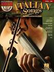 Play-Along Violin: Italian Songs: Vol. 39 by Hal Leonard Corporation (Mixed media product, 2013)