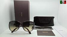 TOM FORD TF327 ABBEY colore 56B occhiale da sole da donna TOP ICON ST44282