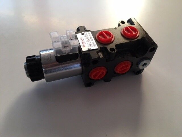 Hydraulik ventil