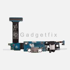 USA AT&T Samsung Galaxy S6 Edge G925A Charging Port USB Dock Mic Jack Flex Cable