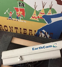 Disneyland Earthcam Camera Canon Disney prop memorabilia sign