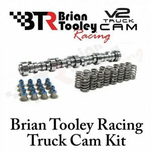 Details about V2 Brian Tooley Racing Stage 4 LS 4 8 5 3 6 0 BTR Truck Cam  Kit Camshaft Package