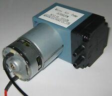 12 V Dc Single Diaphragm Head Pressure Vacuum Pump 10 Lmin 29 Psi Max