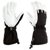 $180 Leki Mens Mountain Extreme Goretex Ski Gloves Snow Boarding Winter