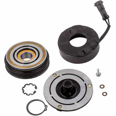 AC COMPRESSOR CLUTCH KIT PULLEY COIL 2000-2014 CHEVROLET SUBURBAN 1500 2500