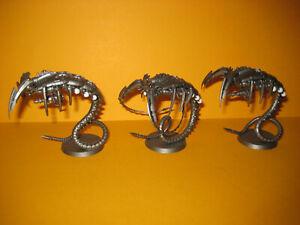 Warhammer-40k-Necrons-3x-Canoptek-Wraiths-II