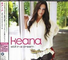 Keana - Still In A Dream - Japan CD+2BONUS - NEW - 13Tracks