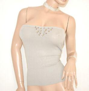 TOP-FASCIA-BEIGE-SABBIA-maglietta-sottogiacca-cristalli-cerimonia-elegante-E55