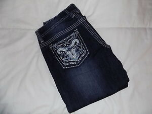 NEW-Women-s-rue21-Jeans-Size-5-6-Reg-Curvy-Low-Rise-Boot-Cut-Lot-101
