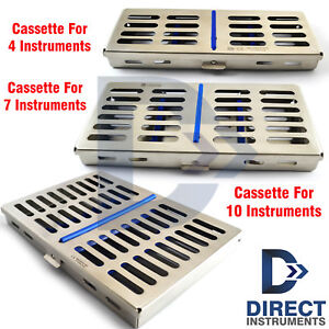 Dental-Instrument-Cassettes-Holders-Rack-Tray-Box-Sterilization-Autoclave-4-7-10