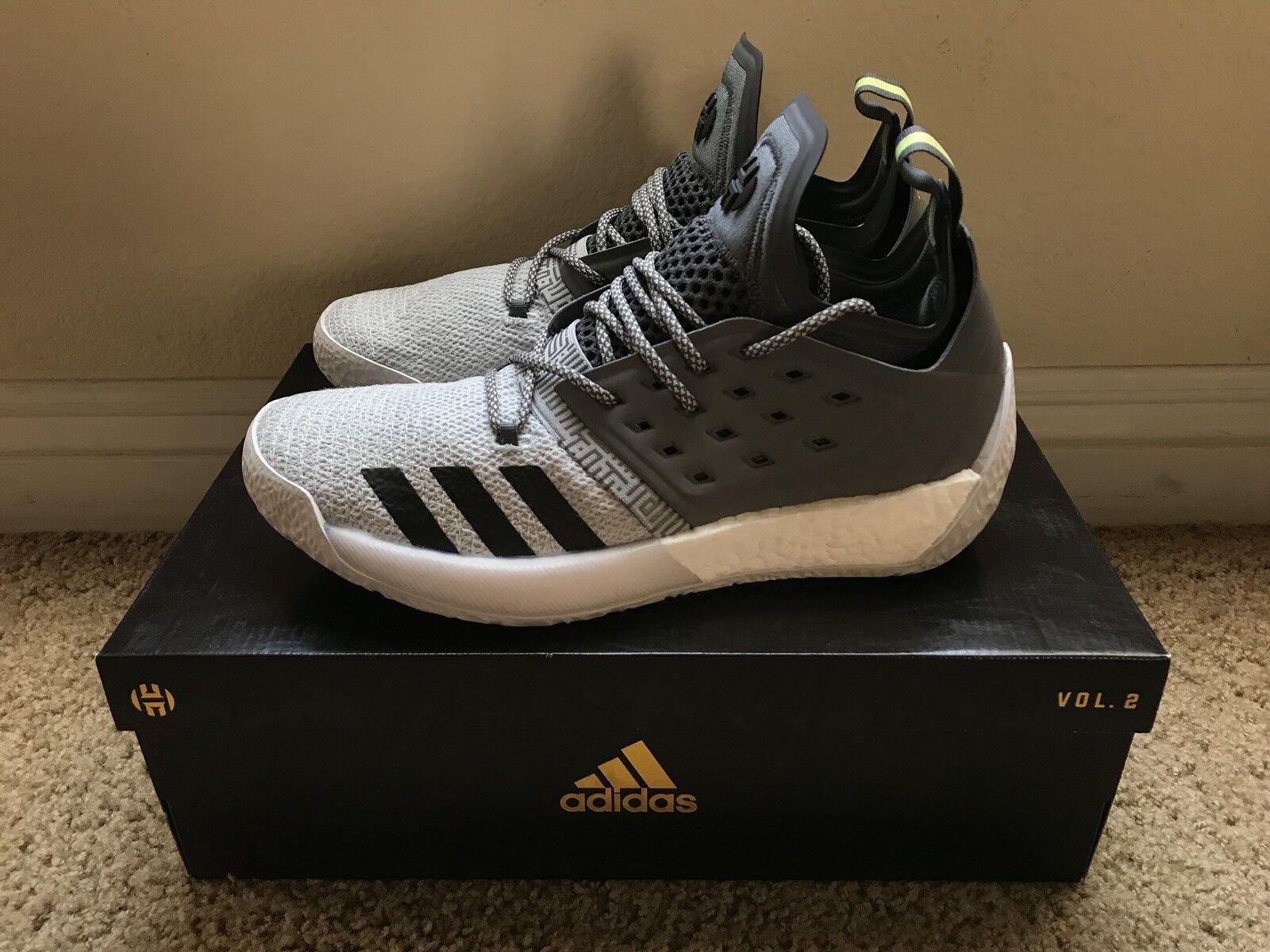 Adidas harden harden Adidas vol. 2 sz 10 ae0d57