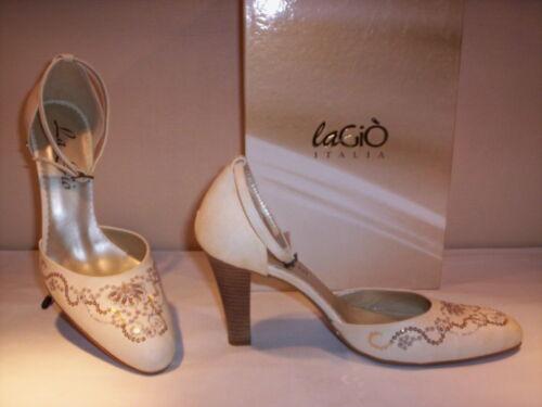 Decoltè Decolletè 37 Shoes Beige Tacchi La Scarpe Alti Giò Donna Eleganti 38 36 FqdnPx5