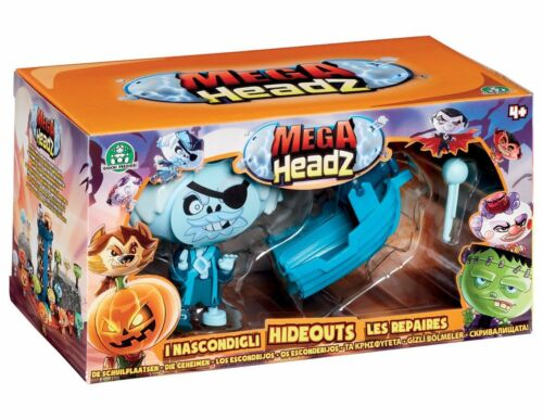 MEGA Headz nascondigli FIGURE E Playset NUOVO