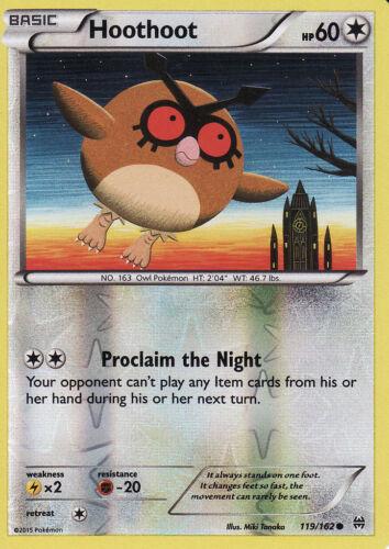 Pokemon XY Break Through Trading Cards Pick From List Holo /& Reverse Holo