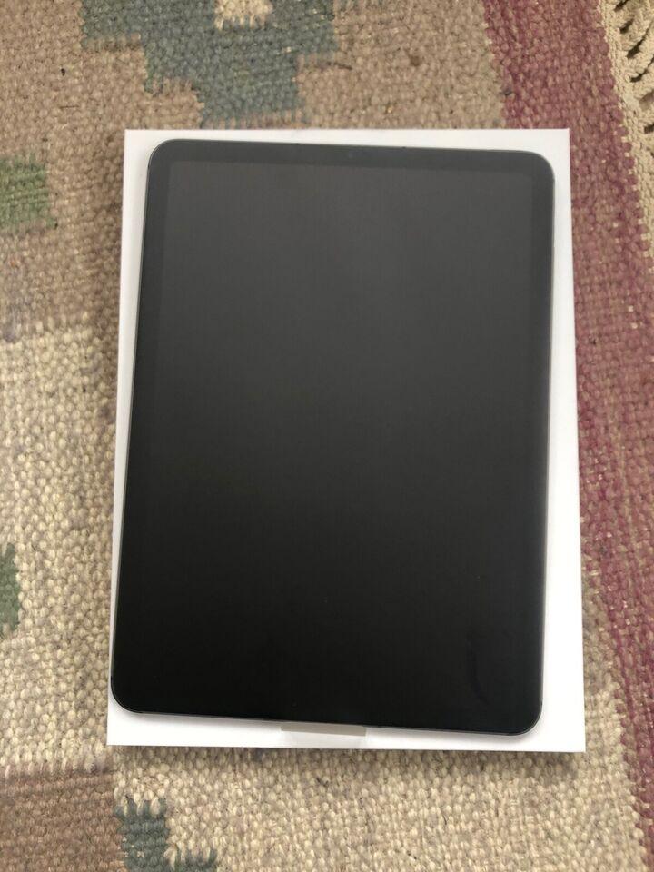iPad, 256 GB, sort
